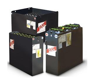 Тяговые аккумуляторы для погрузчиков и штабелеров в наличии